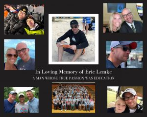 Memorial for Mr. Lemke