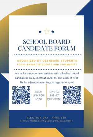 GBN hosts a forum to inform on the election of the school board
